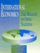 International economics, the wealth of open nations