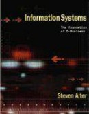 Information systems - the foundation of e-business