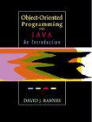 Object-Oriented Programming With Java