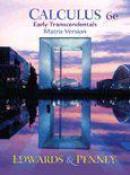 Calculus early transcendentals matrix version