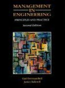 Management in engineering principles and practice