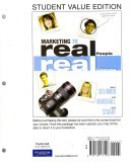Marketing: Real People, Real Choices, Student Value Edition Plus New Mymarketinglab with Pearson Etext -- Access Card Package