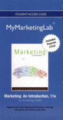 MyMarketingLab with Pearson Etext - Access Card - for Marketing