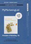 MyMarketingLab with Pearson Etext -- Standalone Access Card -- for Principles of Marketing