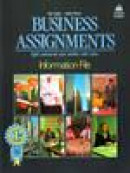 Business assignments (information file)