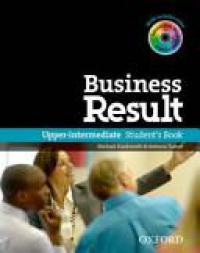 Business Result: Upper-intermediate