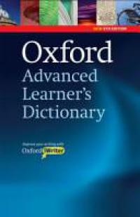 OXFORD ADVANCED LEARNERS DICTIONARY(8TH EDITION)(CD1장포함)