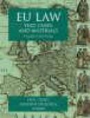 Eu Law:text Cases & Materials 4e P