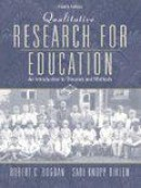 Qualitative research for education: an introduction to theories and methods