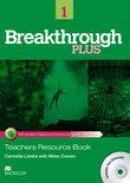 Breakthrough Plus Teacher's Book + Digibook Code + Test Generator Level One