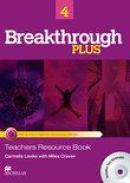 Breakthrough Plus Teacher's Book + Digibook Code + Test Generator Level 4