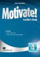 Motivate! Teacher's Book Pack Level 4