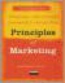Principles of marketing, 4th european edition (2005)
