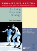 Exploring corporate strategy media edition text and cases