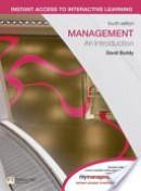 Management an introduction