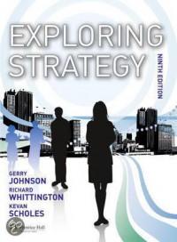 Exploring Strategy