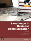 Excellence in Businees Communication