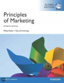 Principles of Marketing, Plus MyMarketingLab with Pearson Etext