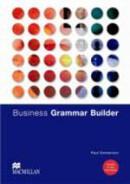 Business grammar builder + cd rom