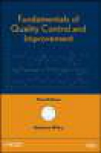 Fundamentals of quality control and improvement, 3rd edition