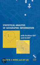 Statistical analysis and modeling of geographic information with ArcView GIS
