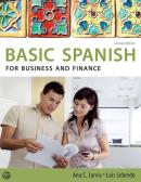 Basic Spanish for Business and Finance