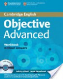 Objective Advanced Workbook without Answers with Audio CD