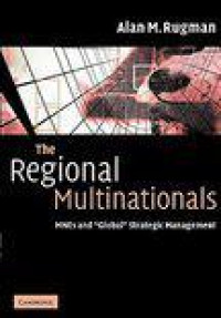 The Regional Multinationals