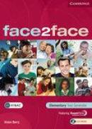 Face2Face Elementary Test Generator Cd-Rom