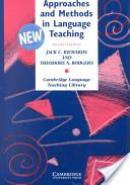 Approaches and methods in langauge teaching