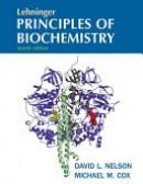 Principles of biochemistry (lehninger)