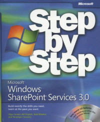 Microsoft Windows SharePoint Services 3.0 Step-by-step
