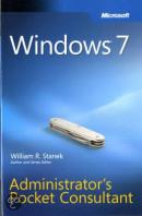 Windows 7 Administrator'S Pocket Consultant