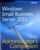 Windows Small Business Server 2011 Administrator's Companion
