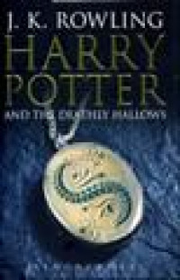 Harry Potter and the Deathly Hallows Adult edition