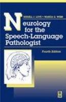 Neurologie for the speechlanguage pathologist