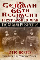 The German 66th regiment in the