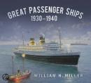 Great passenger Ships 1930-40
