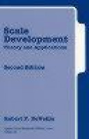 Scale development : theory and applications