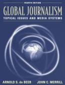 Global journalism, topical issues and media systems