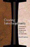 Creating Interdisciplinarity