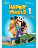 Happy Trails 1: Pupils Book + Key