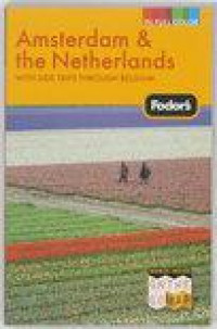 Fodor's Amsterdam & the Netherlands + routekaart