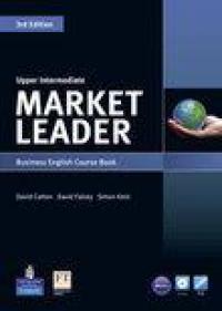 Market Leader Upper Intermediate Coursebook & DVD-ROM Pack