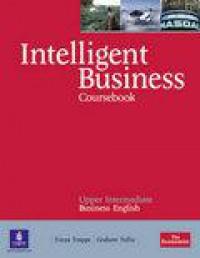 Intelligent Business - Upper Intermediate