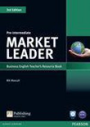 Market Leader Pre-intermediate Teacher's Resource Book/test Master CD-ROM Pack