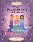 Het grote prinsessen stickerboek