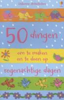 50 DINGEN OM TE MAKEN EN TE DOEN OP REGENACHTIGE DAGEN