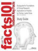 Studyguide for Foundations of Clinical Research