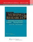 Nursing Research, International Edition